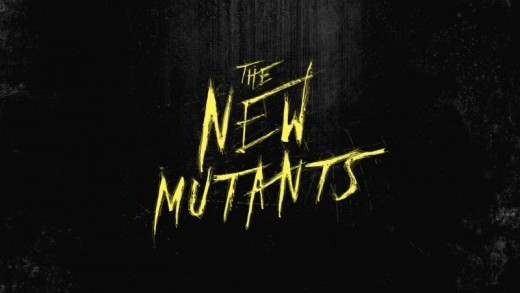 "The teaser image for ""The New Mutants"" from 20th Century Fox."