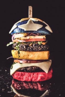 Top Eight Alternative Burgers