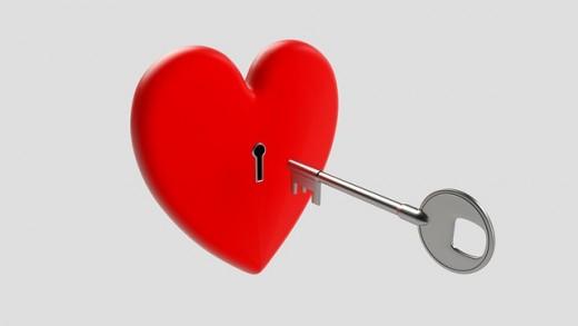 Unlocked the code of heart speak