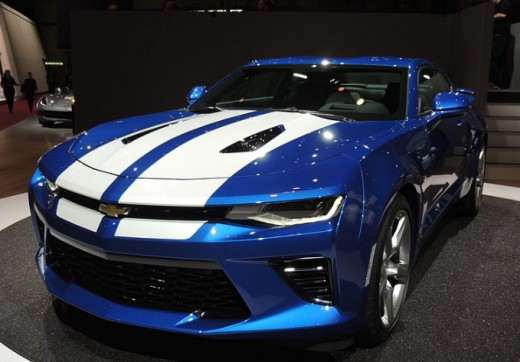 Chevrolet Camaro 6th gen