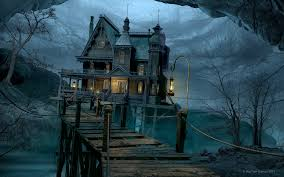 Haunted Home by the Water