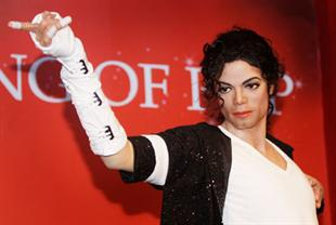 The New Waxwork Of Michael Jackson