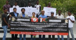 Demand For Independent Sindhudesh