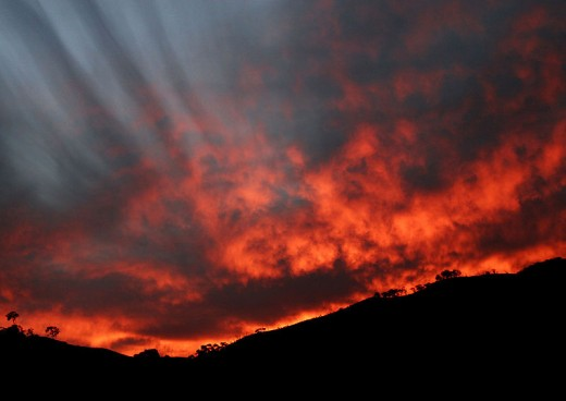For the Celts, sunset signified the beginning of the calendar day