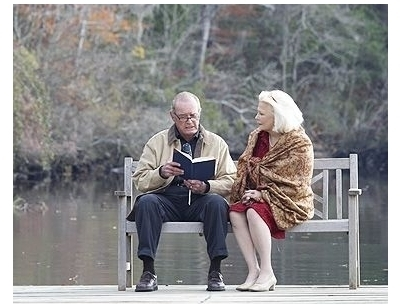 """Scene from """"The Notebook"""""""