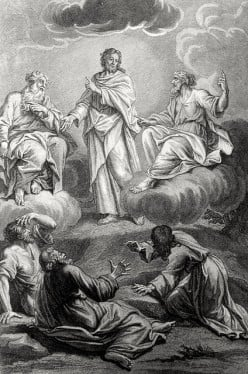 The Transfiguration: Christ's Coronation as God's Messiah!
