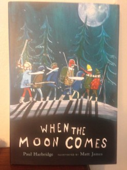 Hockey, Simple Pleasure With Perfect Ice, and Moon Phases Create This Gorgeous Picture Book for All Ages