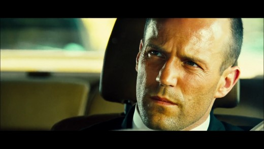 The film almost feels like an advert for Statham's particular skill set - driving fast and kung fu with a Cockney accent...