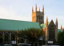 The Minster Church of Great Yarmouth