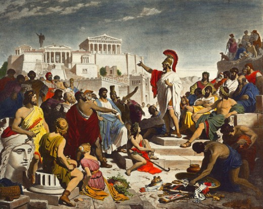 Pericles' Funeral Oration by Philip Von Folts