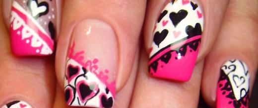 Lovely hearts design