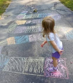 How to Create Driveway Board Games