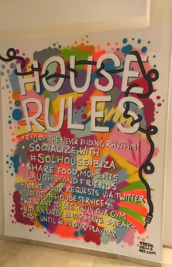 Set Some House Rules to Guide Your Children.