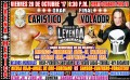 Caristico, Volador and the Return of the CMLL Running Diary
