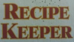 How do you organize your recipes?