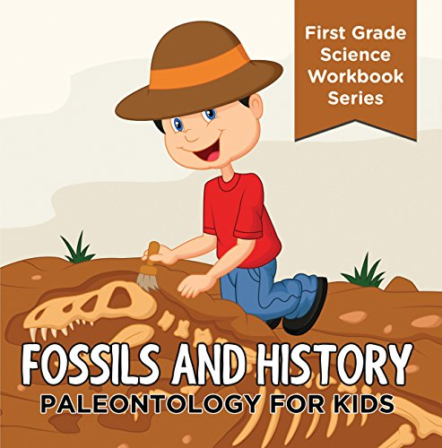 Fossils and History Book For Children