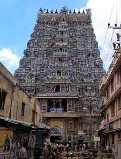 8 Popular Hindu Temples in Tamil Nadu