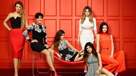 Keeping Up with the Kardashians - the most famous reality TV show stars - and they are famous for being famous, as there livelihood depends upon their ability to be famous