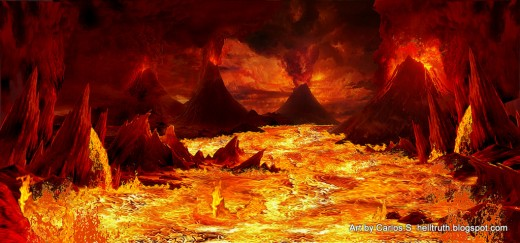 Lake of Fire & Brimstone
