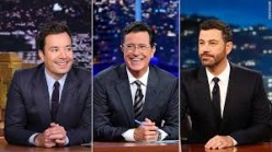 Do You Watch Jimmy Fallon, Jimmy Kimmel or Stephen Colbert on Late Night TV?