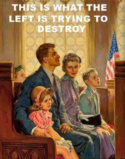 Liberals Didn't Kill the Family - Traditionalism Failed