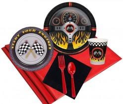 NASCAR Racing Party Tips and Race Car Cake Ideas