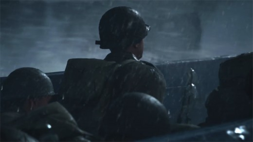 Call of Duty: WWII - marketed to be set around the World War II era, looks like Saving Private Ryan finally got its game, but is this a desperate marketing attempt to push old-generation console users onto the next-generation consoles.