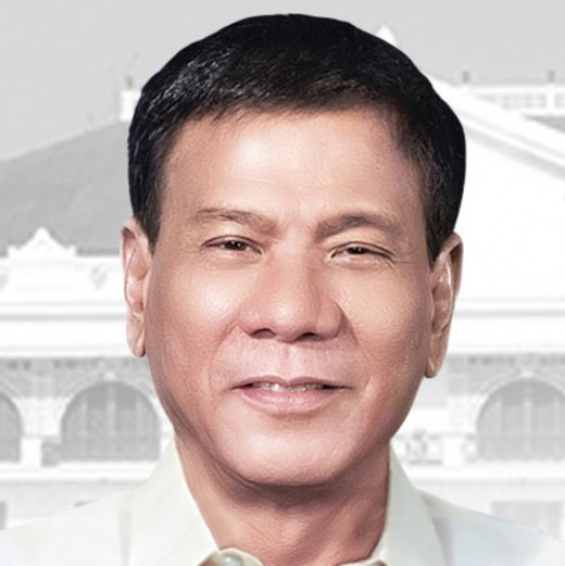 This is Philippine President Rodrigo Duterte who went to Cebu City to visit the wake of former Cebu Archbishop Ricardo Cardinal Vidal and he declare special non-working holiday on Thursday October 26, 2017.