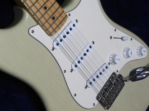 The Fender Stratocaster has been regarded as one of the best guitars for rock since the '50s.