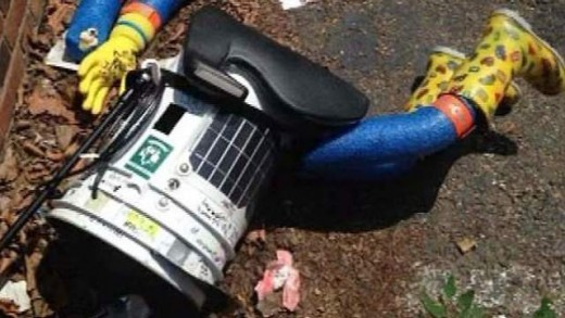 HitchBot: Killed on the Mean Streets of Philly