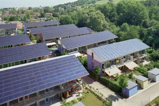 A German Solar City