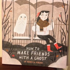 Halloween Ghost Becomes Your Friend in Charming Picture Book with a Life Lesson on Friendship