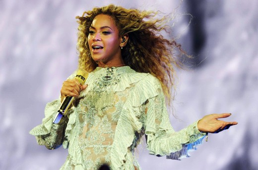 Beyonce's fame began in the 1990's when she was the lead singer for the all-girl group Destiny's Child.  The group broke up in 2006, starting her career as a solo artist.  She has won five Grammy awards since that time.