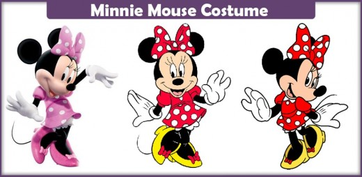 Pick your Minnie Mouse costume style
