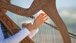Restoring Christian Harp Music for Worship in the Church