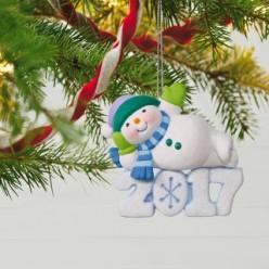 Snowman Christmas Ornaments