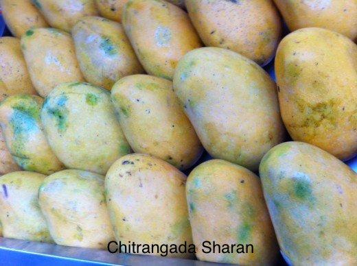 Mango - The king of fruits!