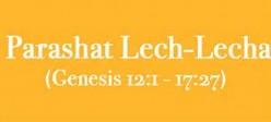 Parashat Lech-Lecha