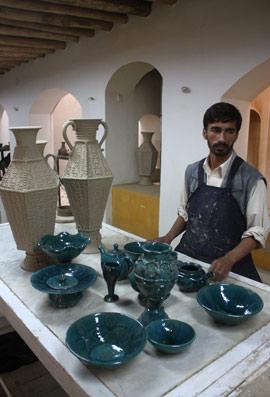 Estalefi Pottery