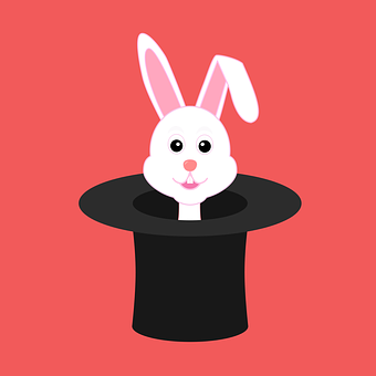 Pull A Rabbit Out Of A Hat - Idiom