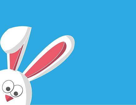 Startled Rabbit - Idiom