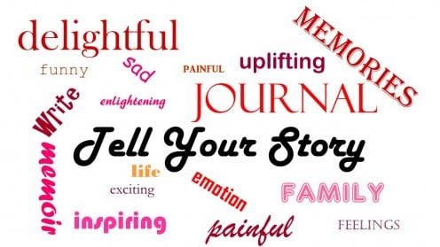 Memoir 101: How to Use Journaling to Write and Tell Your Story