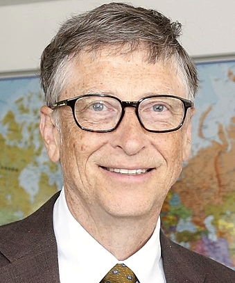 Bill Gates was born on 28th.
