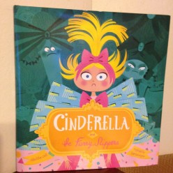 Fairy Tale Twist in New Picture Book of Cinderella, Social Media, and Girl Power
