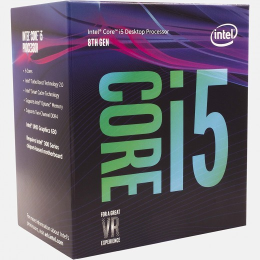 A six core i5 CPU like the new Coffee Lake i5-8400 is all you'll need when it comes to a CPU and performance for gaming and editing. You could certainly go up to an i7 for another $100, but it won't substantially increase your in-game FPS.