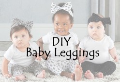 DIY Baby Leggings – Create Great Baby Fashion at Home
