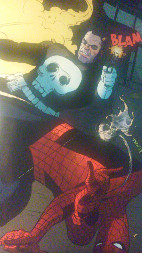 """Amazing Reviews: """"Crime and Punisher"""" (Amazing Spider-Man 574-577)"""