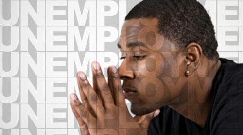 Unemployed black