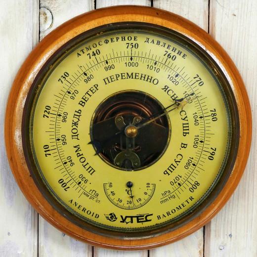 Classic barometer