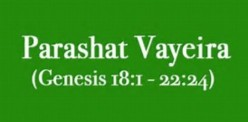 Parashat Vayeira